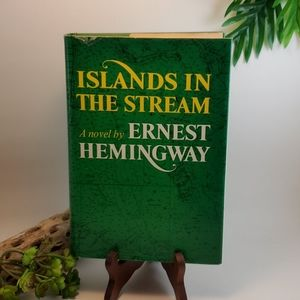 VTG 1st Edition Book by Ernest Hemingway